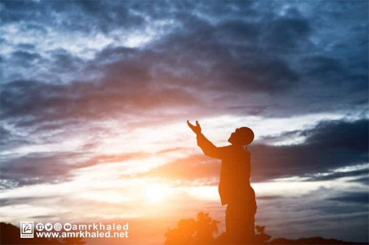 الإيمان بالقدر والتسليم بالقضاء ما بينك وبين الله لكمال الإيمان